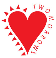 TwoMorrowsHeartLogo