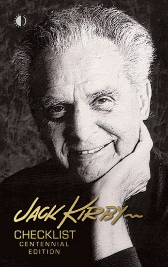 Jack Kirby Checklist: Centennial Edition - Click Image to Close