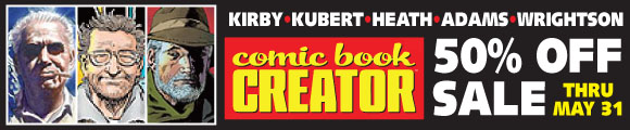 Comic Book Creator Sale