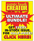 Comic Book Creator Ultimate Bundle
