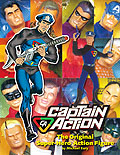 Captain Action: The Original Super-Hero Action Figure