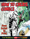 How To Create Comics From Script To Print TPB