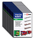 Brick O' You Can Build It Book 1