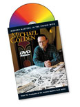 Modern Masters: In The Studio With Michael Golden DVD