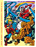 Jack Kirby Collector 72