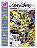 Jack Kirby Collector 08