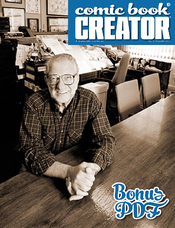 FREE Comic Book Creator #2 BONUS PDF - Click Image to Close