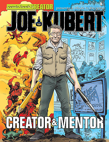 Comic Book Creator 2: Joe Kubert - Click Image to Close