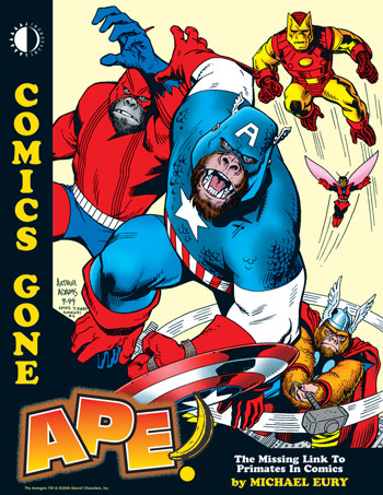 Comics Gone Ape! - Click Image to Close