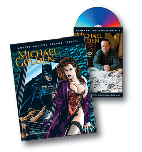 Michael Golden Modern Masters Bundle - Click Image to Close