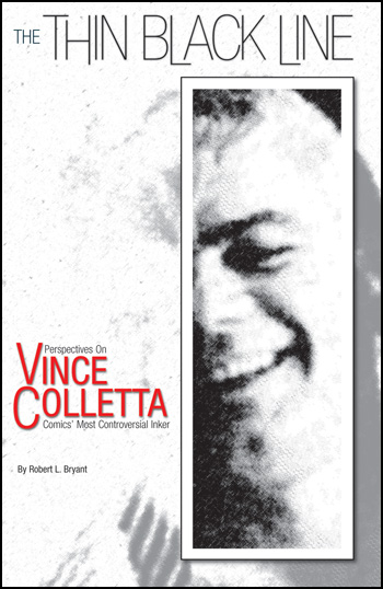 The Thin Black Line: Perspectives on Vince Colletta - Click Image to Close