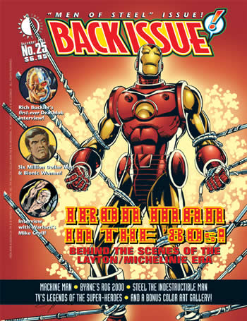 Back Issue! 25 - Click Image to Close