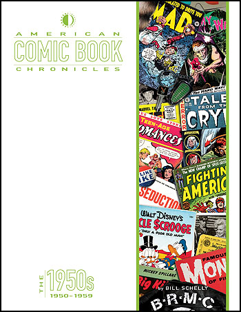 American Comic Book Chronicles: The 1950s - Click Image to Close