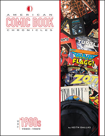 American Comic Book Chronicles: The 1980s - Click Image to Close