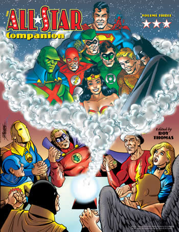 All-Star Companion Volume Three - Click Image to Close