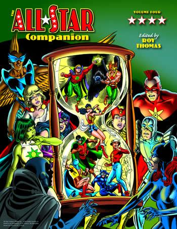 All-Star Companion Volume Four - Click Image to Close