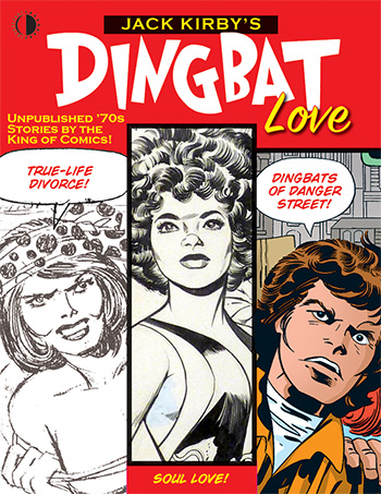 Jack Kirby's Dingbat Love - Click Image to Close