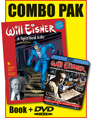 Will Eisner Combo Pak - Click Image to Close