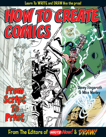 How To Create Comics From Script To Print TPB - Click Image to Close