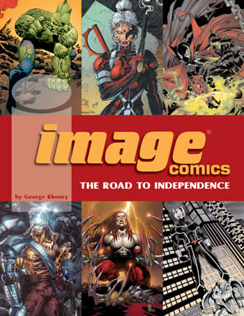 Image Comics: The Road To Independence - Click Image to Close