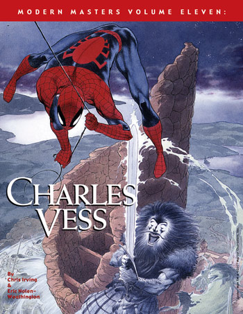 Modern Masters Volume 11: Charles Vess - Click Image to Close