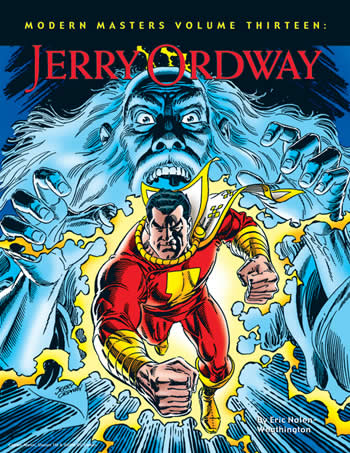 Modern Masters Volume 13: Jerry Ordway - Click Image to Close