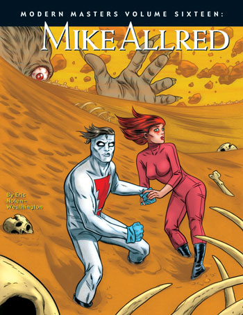 Modern Masters Volume 16: Mike Allred - Click Image to Close