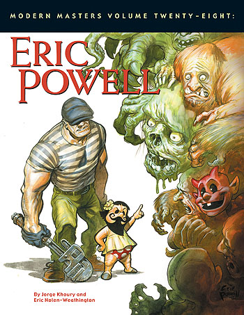 Modern Masters Volume 28: Eric Powell - Click Image to Close