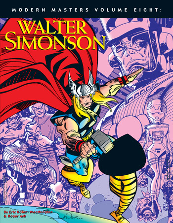Modern Masters Volume 08: Walter Simonson - Click Image to Close