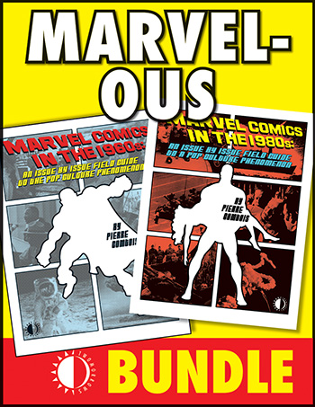 Marvel-ous Bundle - Click Image to Close