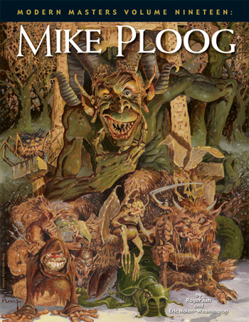 Modern Masters Volume 19: Mike Ploog - Click Image to Close