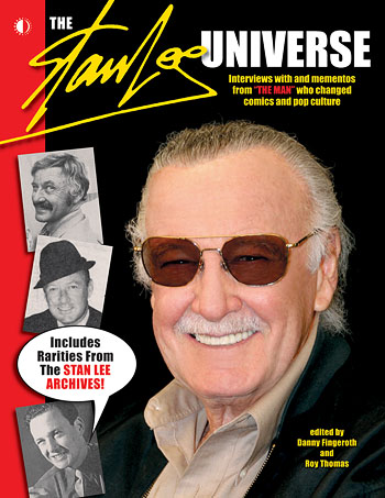 The Stan Lee Universe (softcover) - Click Image to Close