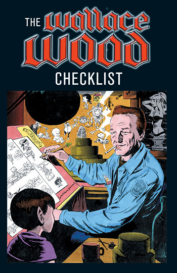Wallace Wood Checklist - Click Image to Close