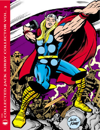 Collected Jack Kirby Collector - Volume 3 - Click Image to Close