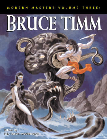 Modern Masters Volume 03: Bruce Timm - Click Image to Close