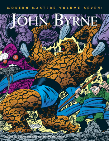 Modern Masters Volume 07: John Byrne - Click Image to Close