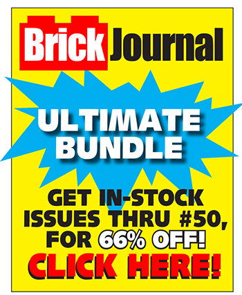 BrickJournal Ultimate Bundle - Click Image to Close