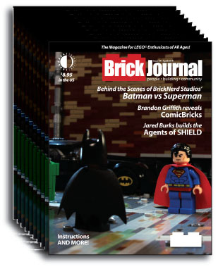 Brick O' Journals #34 - Click Image to Close