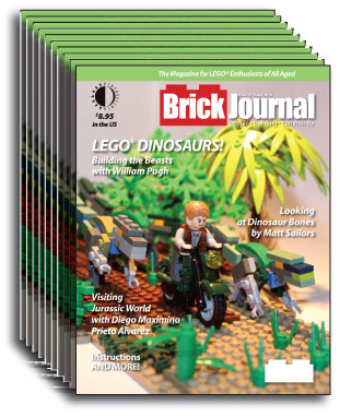Brick O' Journals #39 - Click Image to Close