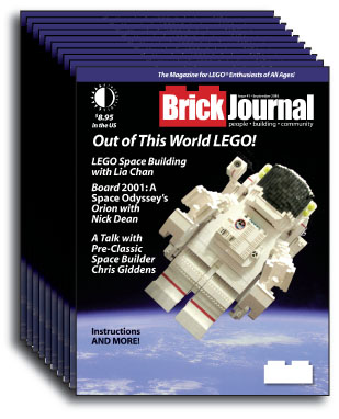 Brick O' Journals #41 - Click Image to Close
