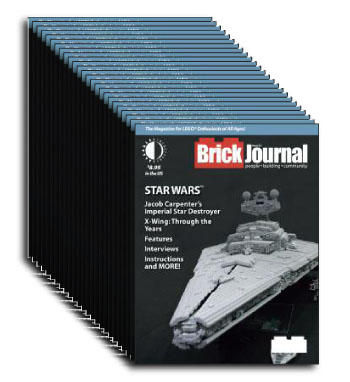 Brick O' Journals #23 - Click Image to Close