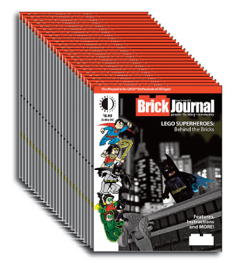 Brick O' Journals #20 - Click Image to Close
