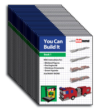 Brick O' You Can Build It Book 1 - Click Image to Close