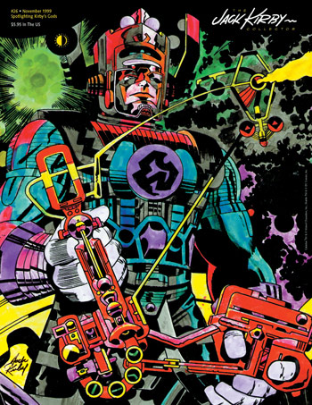 Jack Kirby Collector 26 - Click Image to Close