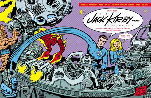 Jack Kirby Collector 28 - Click Image to Close
