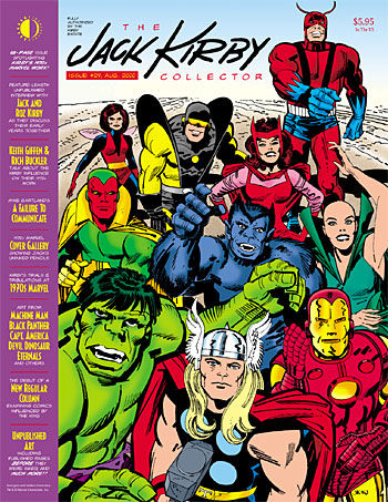 Jack Kirby Collector 29 - Click Image to Close
