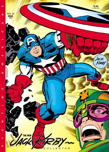 Jack Kirby Collector 34 - Click Image to Close