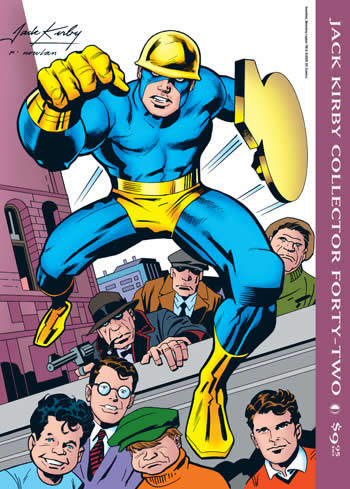 Jack Kirby Collector 42 - Click Image to Close