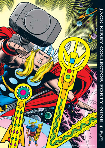 Jack Kirby Collector 49 - Click Image to Close