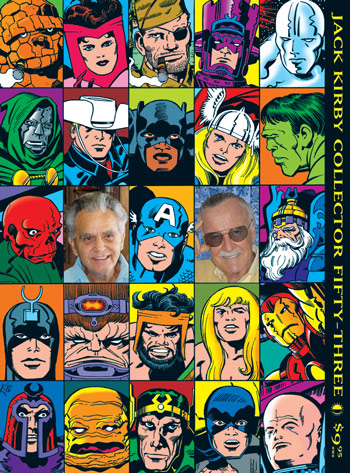 Jack Kirby Collector 53 - Click Image to Close